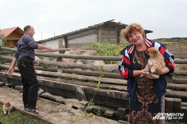 Римма и Йонас 30 лет живут вместе в завидном согласии.