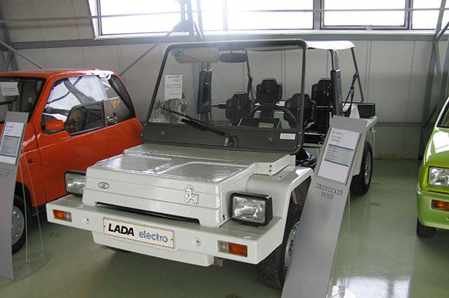 Свой электромобиль АвтоВАЗ создал задолго до появления легендарной «Теслы».