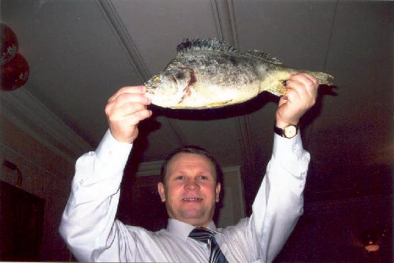 ...и рыбалка.