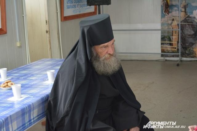 Свято-Никольский мужской монастырь основан в 1995 году.