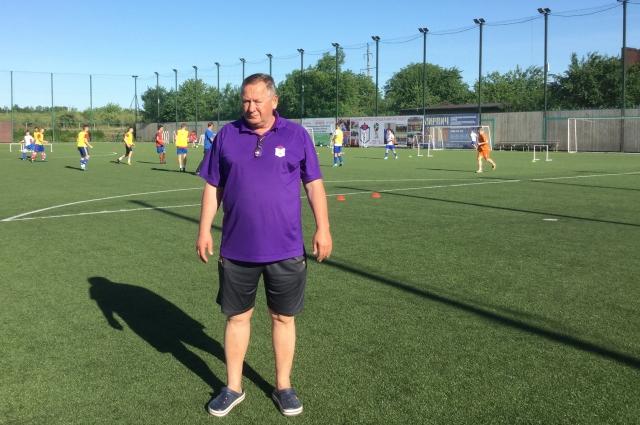 Леонид Никонов: я всегда хотел дать своим ребятам то, чего был лишён сам – возможности профессионально заниматься футболом.