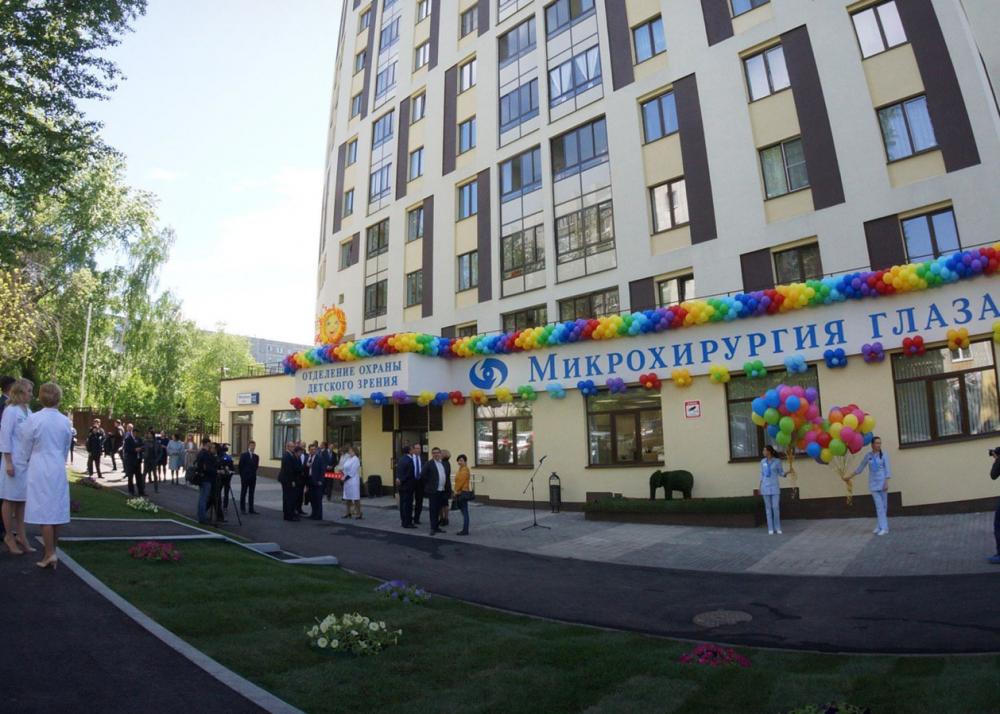 Детская поликлиника в Верхней Пышме.