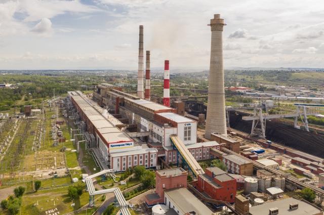 Основная задача новой 275-метровой трубы ТЭЦ-1 и электрофильтров - сделать воздух в городе чище.