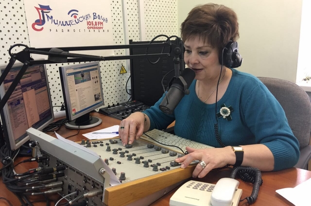 Эфиры Софьи Ковалевской ждут радиослушатели всей области.