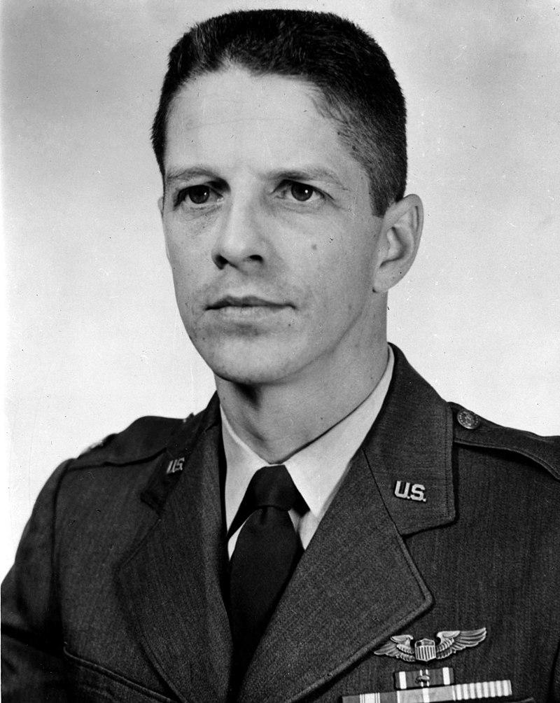 Майор ВВС США Рудольф Андерсон-младший