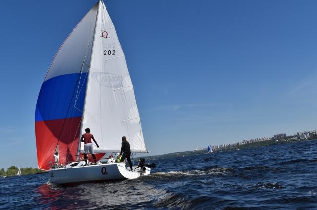 В соревнованиях приняли участие спортсмены из Самары и Ульяноска