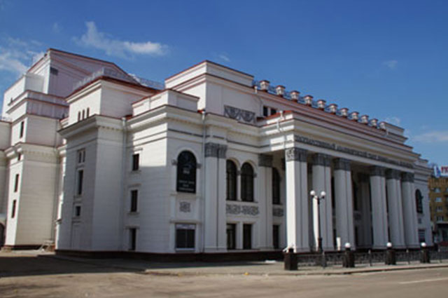 Драмтеатр Воронеж