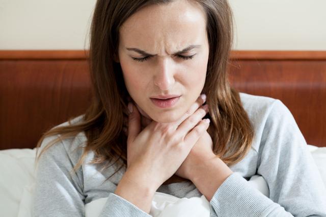 Если долго не проходит горловой кашель