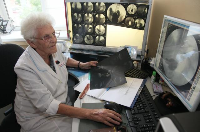 Екатерине Марковне 6 июня исполнилось 90 лет.