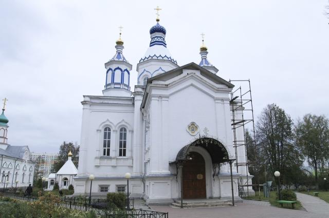 Щегловский монастырь.