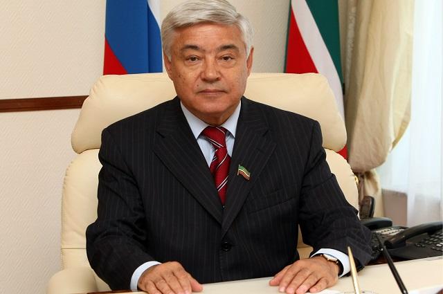 фарид мухаметшин, председатель госсовета РТ