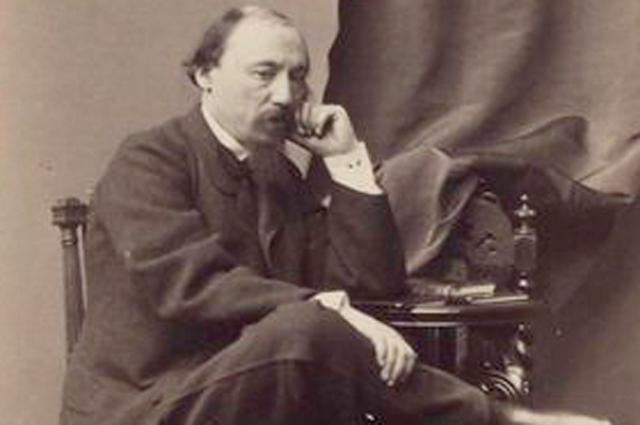 Н.А. Некрасов, 1865 год.