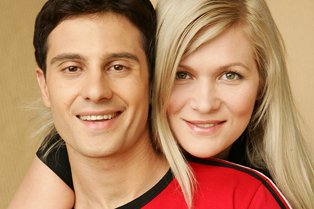 Антон и Виктория Макарские.
