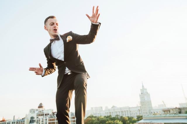 Свадебный ведущий Вадим Коробков