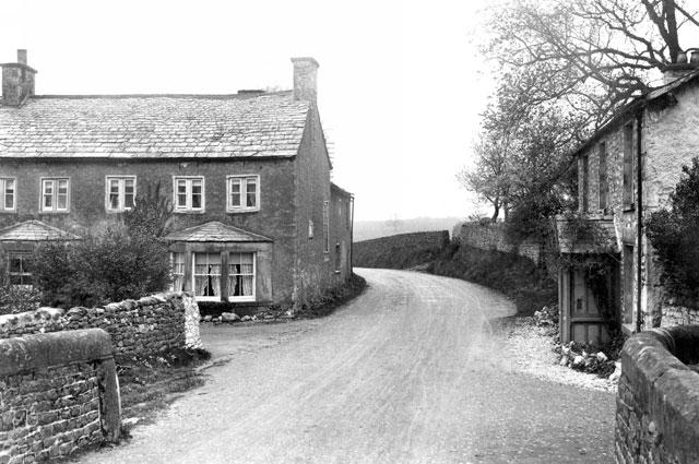 Школа, где училась Шарлотта Бронте.