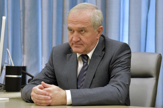 Владимир Булавин.