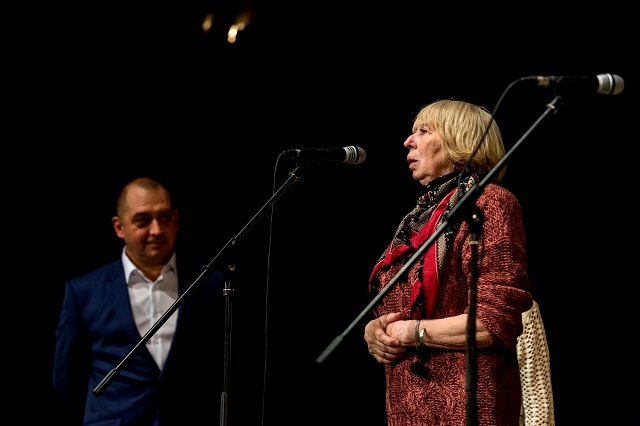 Режиссер Наталия Кугель напомнила об американском артисте, ставшем президентом США.