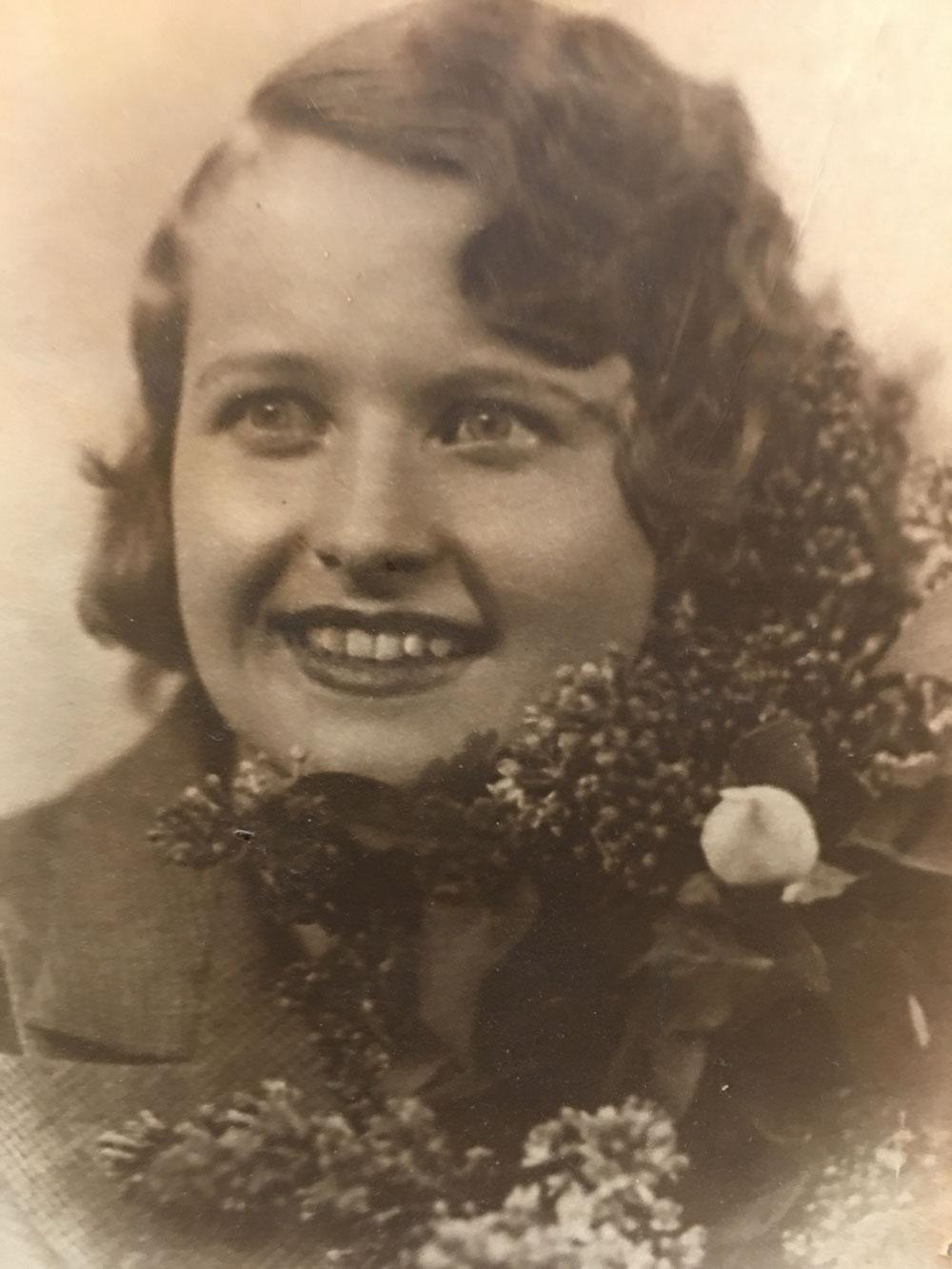 Анна Вениаминова-Тауэр.