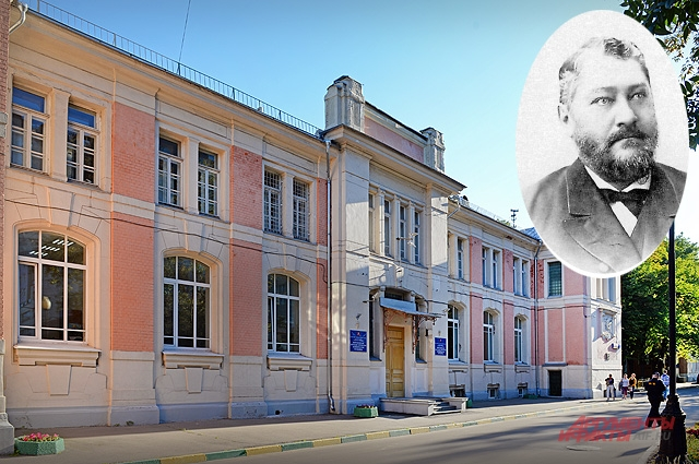 Викула Морозов создал финансовый «фундамент» Морозовской детской больницы.
