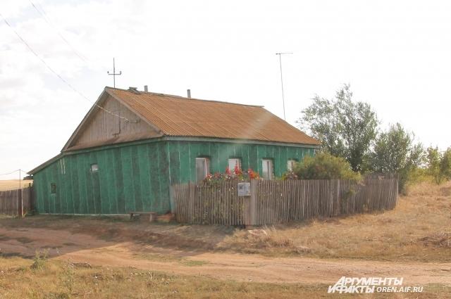 Дом Виктора Грачева.