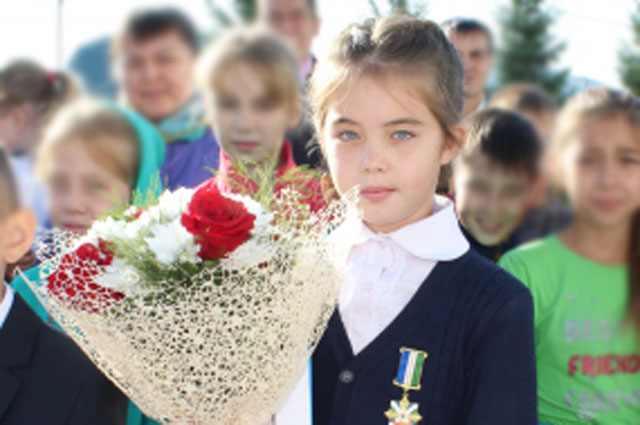 Алина Абдуллина.