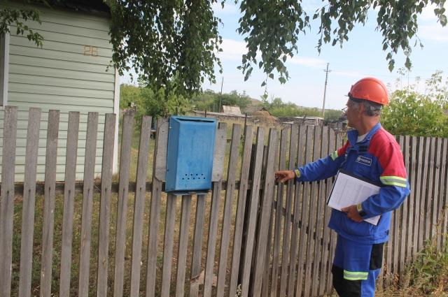 Энергетики сверили показания счетчиков, проверили пломбы и состояние электропроводки.