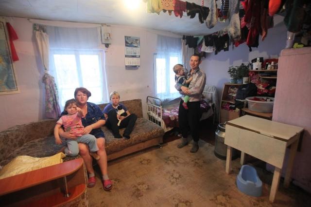 По старой русской традиции в Тимино много многодетных семей.