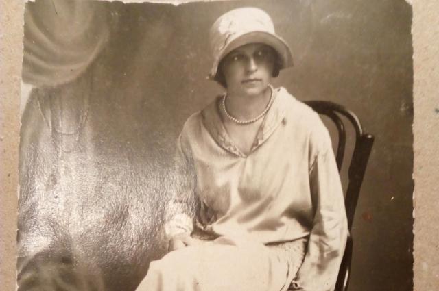 Мама Валентины Гуниной всю блокаду проработала медсестрой в военном госпитале.