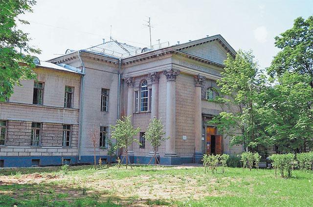 Зданию туберкулёзной больницы № 3 в этом году исполнится 105 лет.