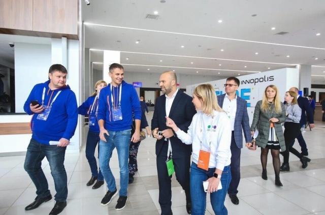 Петербургская команда SimpleDecision была награждена за самое креативное продуктовое решение в треке МегаФона.