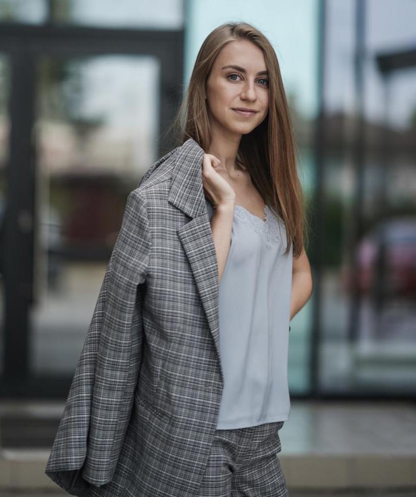 Ирина Новичкова.