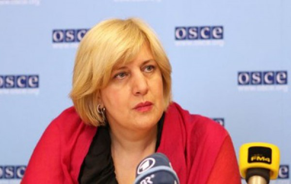 Европейский комиссар Дуня Миятович