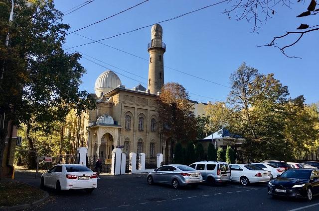 мечеть ставрополь