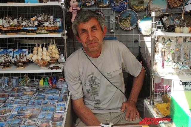 Севастополец Александр: Моя мама радовалась, что хоть перед смертью стала россиянкой