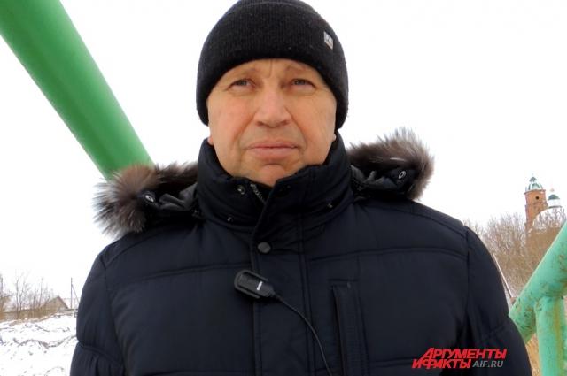 Экс-глава Лозновского сельского поселения Василия Дегтярёв.