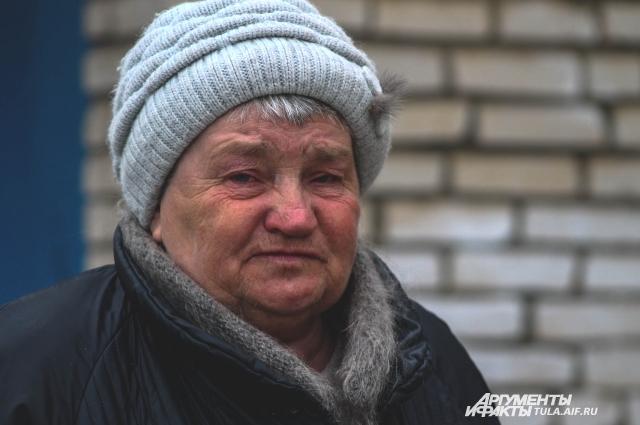 Надежда Николаевна.