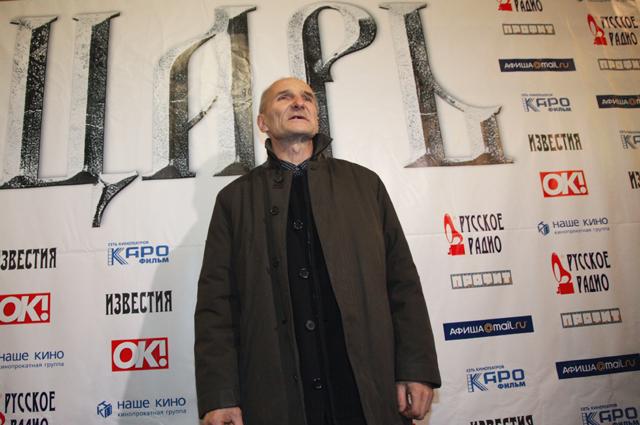 Актер Петр Мамонов— исполнитель роли Ивана Грозного вфильме Павла Лунгина «Царь».