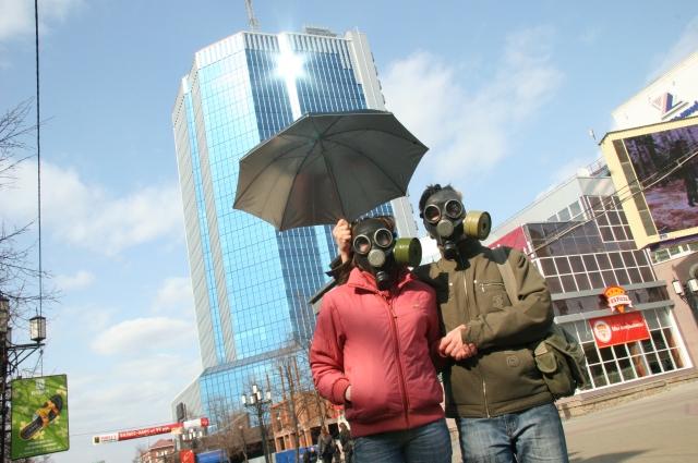 За 2016-й набралось 58 суток режима неблагоприятных метеоусловий.