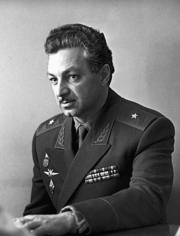 Степан Микоян, 1965 г.