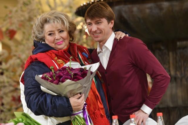 Татьяна Тарасова: «С Алексеем я и экспериментировала, и терпела, и сама училась - сделать надо было очень много».