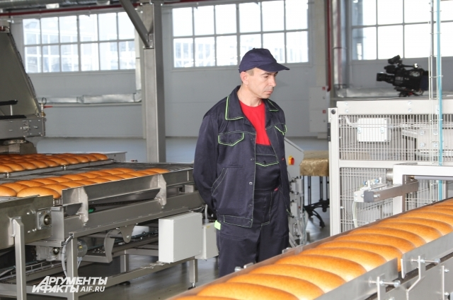 Россия кормит хлебом и себя, и другие страны мира.