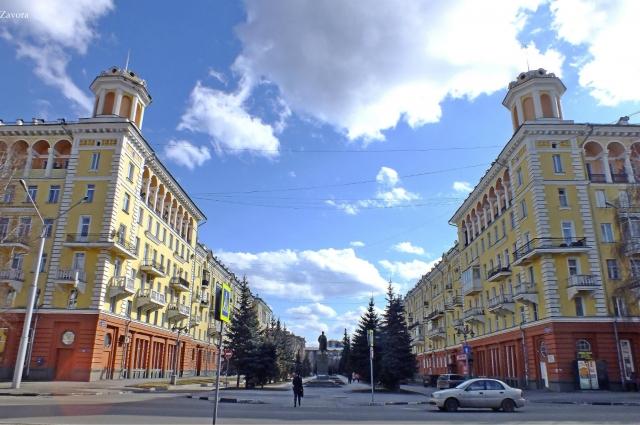 Свой Ленинград есть в каждом городе области.