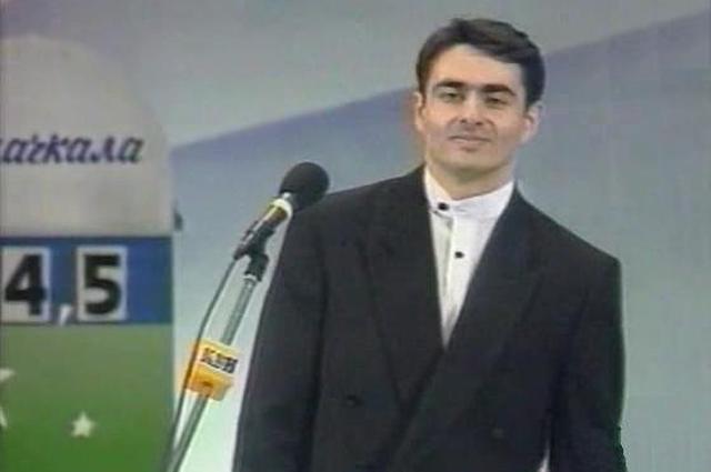 Шабан Муслимов.