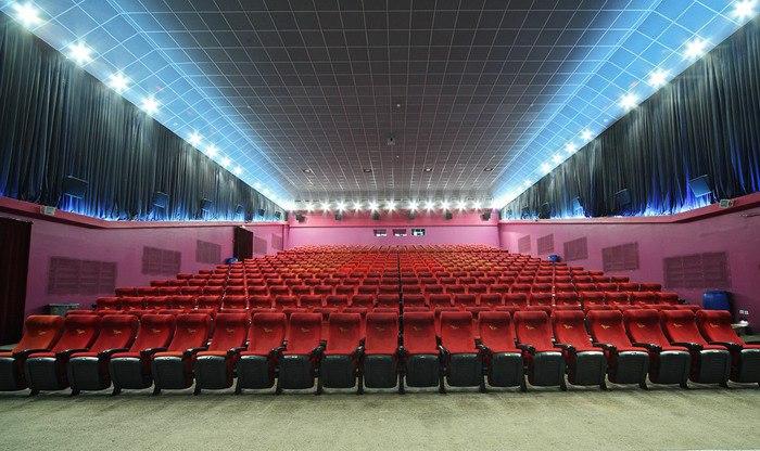 Кинотеатр Чайка
