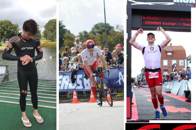 В августе прошлого года министр получил титул IronMan (с англ. железный человек), преодолев за 11 часов дистанцию 3,8 км в плавании, 180 км на велосипеде и пробежав 42 км.