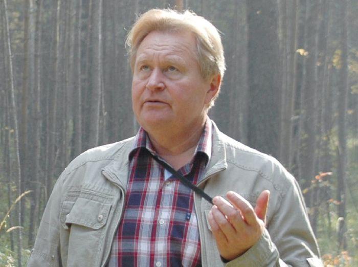 Александр Петрович Бондарев, Институт леса