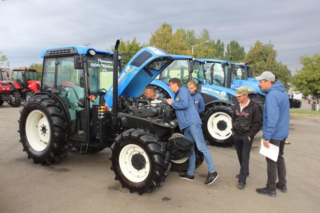 НТЦ трактора