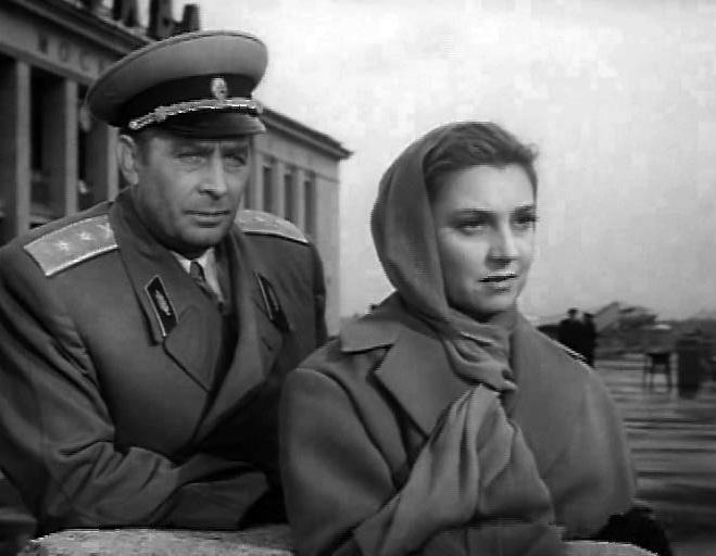 Фильм «Неповторимая весна» (1957).