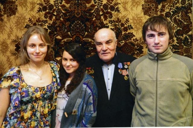 Спустя много лет семья Ирины Земченковой узнала правду.