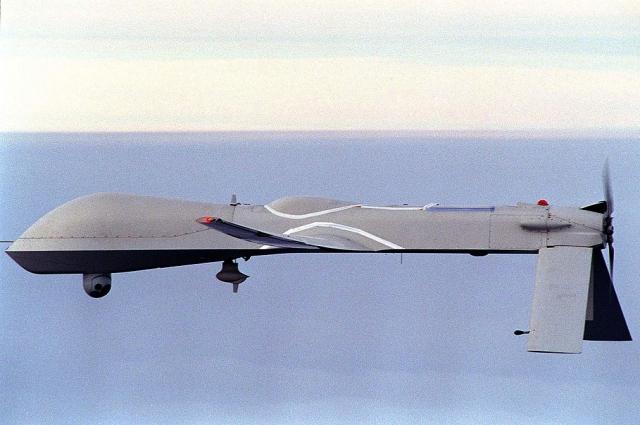 MQ-1 Predator — американский многоцелевой БПЛА.